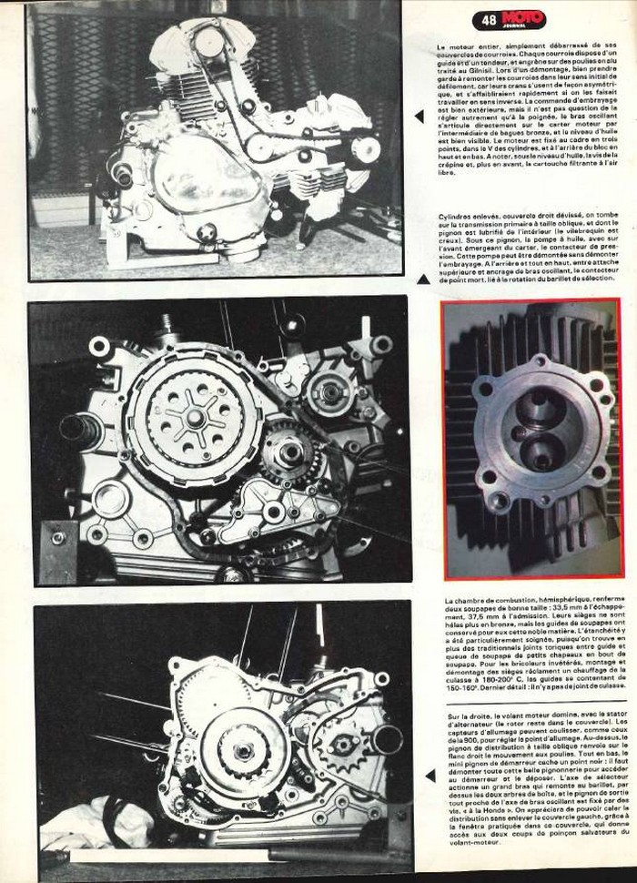 Moto Journal 10 avril 1980