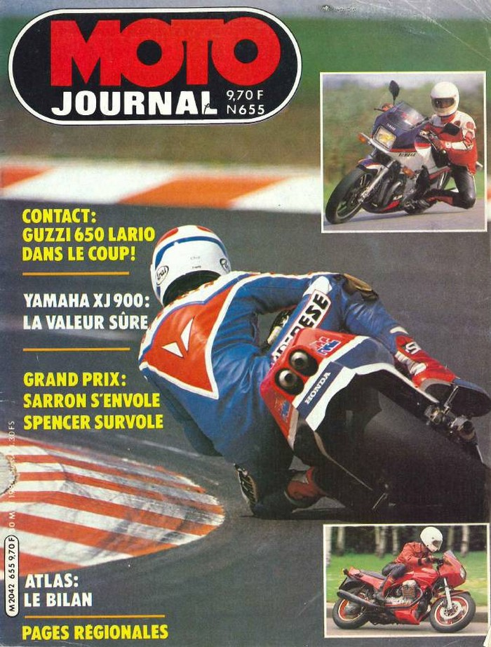 Moto Journal 30 mai 1984