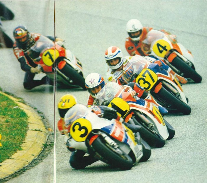 Moto Journal 6 mai 1982 GP de Salzbourg