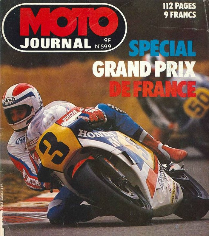 Moto Journal 7 avril 1983