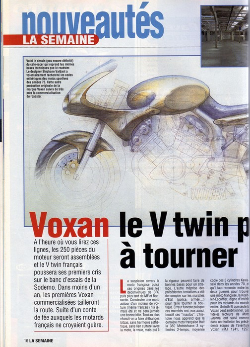 Van Moto Journal 05/06/1997