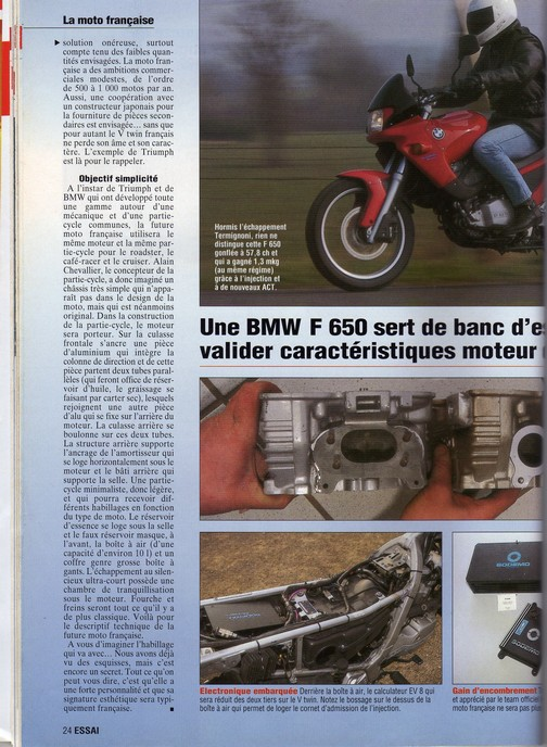 Voxan Moto Journal