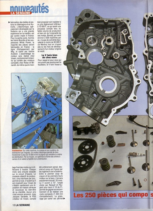 Voxan Moto Journal 05/06/1997