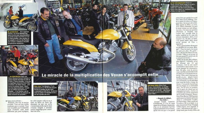 Moto Journal 6 mai 1999