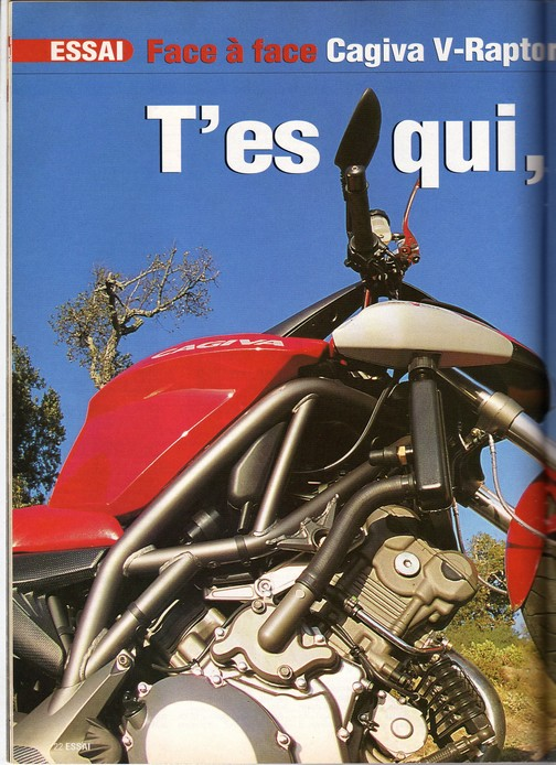 Voxan Moto Journal 03/03/2000