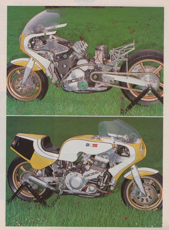 Siccardi Moto Journal 22 octobre 1981