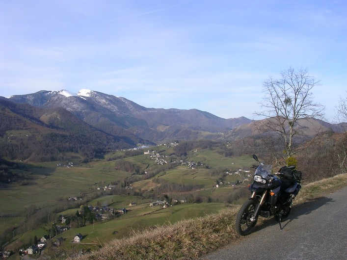 bmw 800 gs baronnies